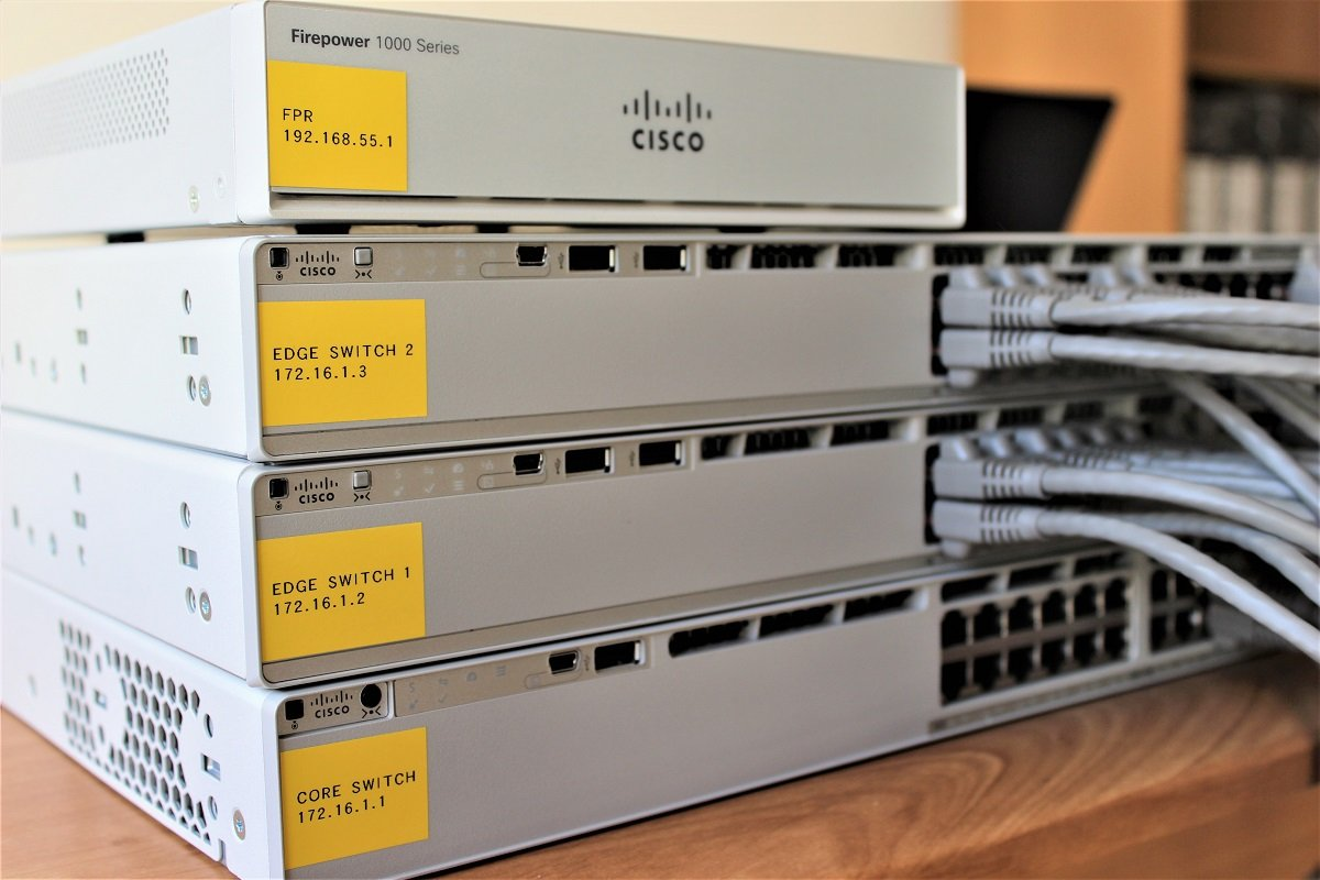 cisco 9300 not booting new